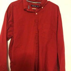 Nautica XL Dress shirt